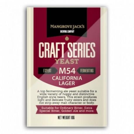Il Mangrove Jacks M54 e la scorciatoia per le lager